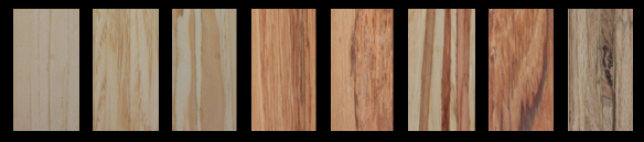 Designer Hardwood - Why Is It Important to Use Sustainable Wood? - Samples of our sustainable hardwood