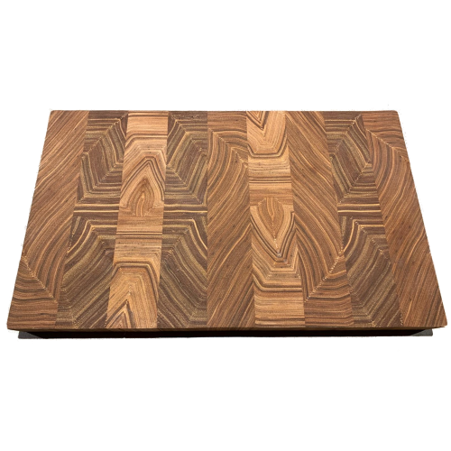 Designer Hardwood Chopping Board trans square