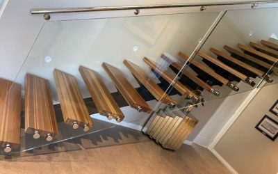 Hardwood Stair Treads from Designer Hardwood