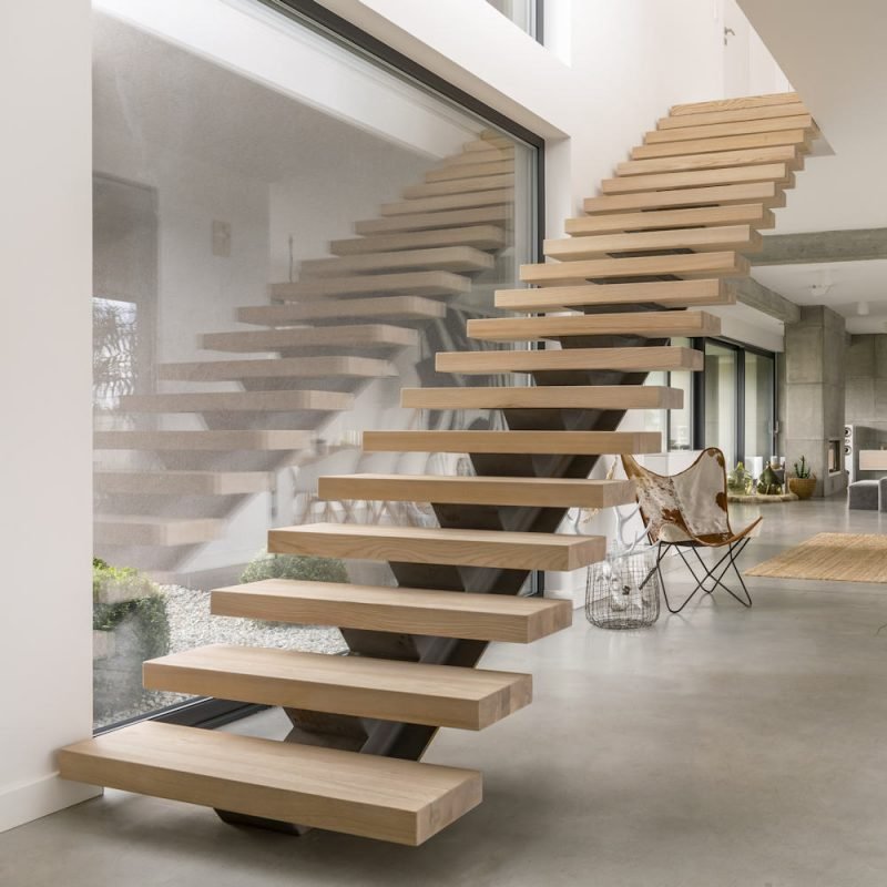 Stair treads Inspiration square