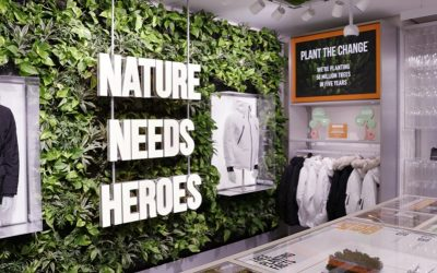 Using Sustainable Materials In-Store – Timberland