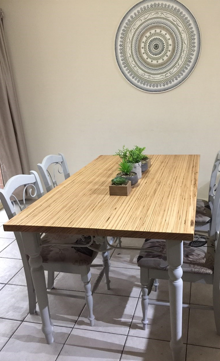 3RT - Maple Table made with 3RT Designer Hardwood