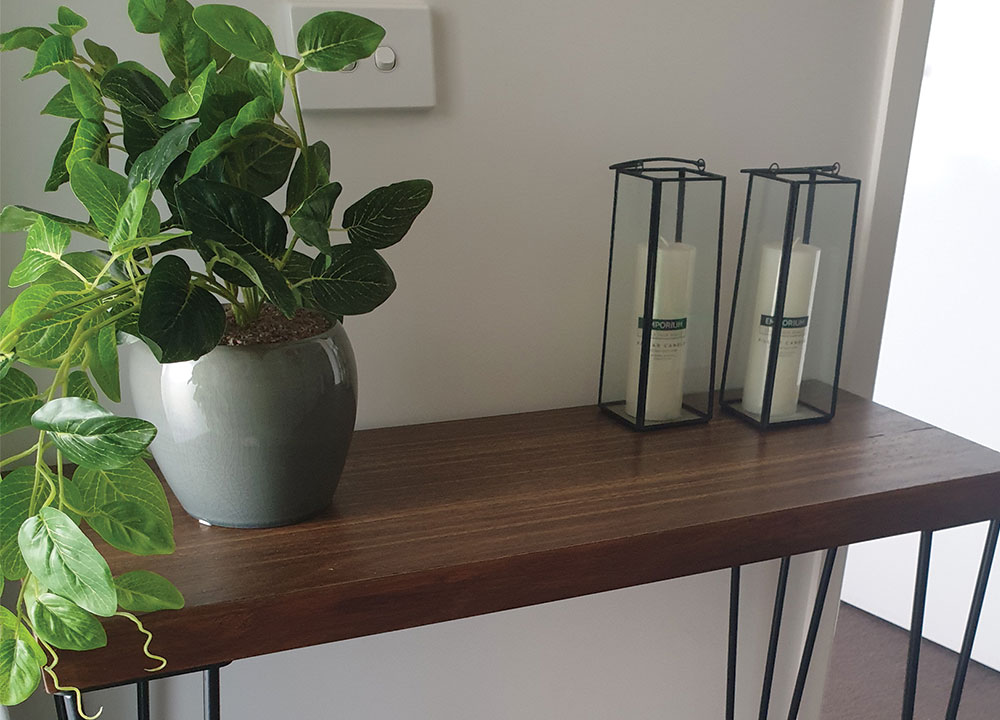 Designer Hardwood - Hallway Table